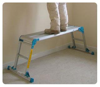 Folding Work Platforms