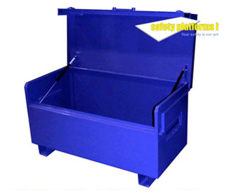 Site tool boxes