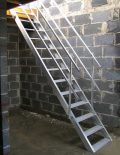 Easy Stair temporary staircase