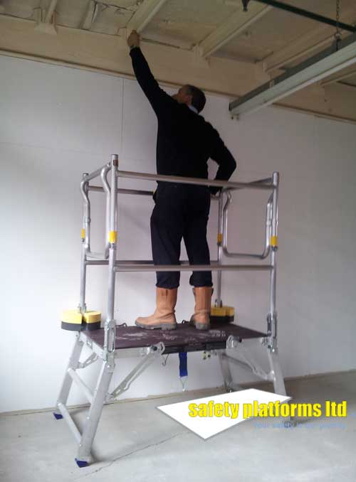 Delta Deck Only 163 335 00 Safety Platforms