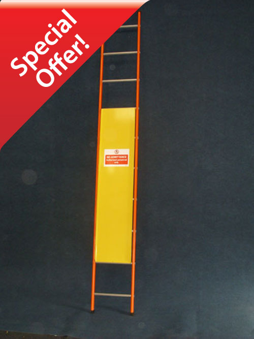 Ladder Guard Safety Platforms
