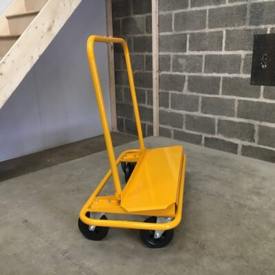 heavy duty plasterers trolley