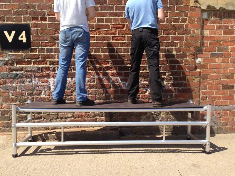 2 man work platform