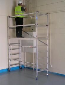 1.6m folding scaffold