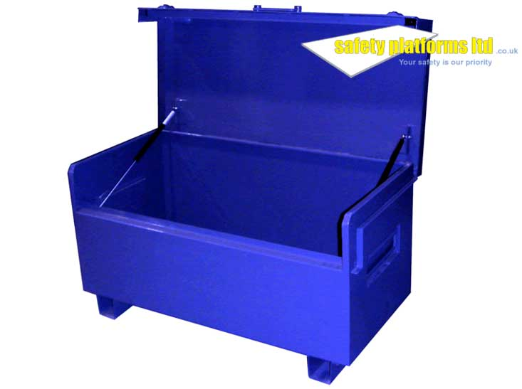 sc 1 st  Safety Platforms & Van Box Storage Box - Safety Platforms