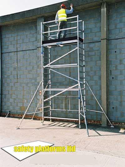 folding scaffolds