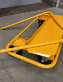 plaster board trolley uk