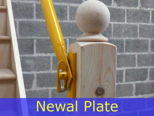 Newal plate