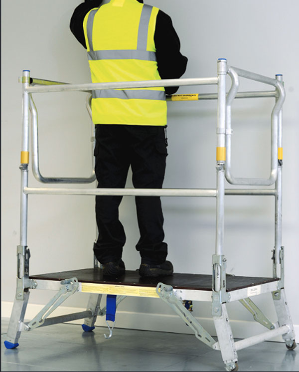 Delta Deck Go Safety Platforms