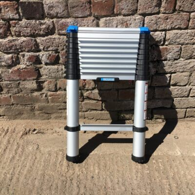 Zarges Telemaster portable telescopic ladder
