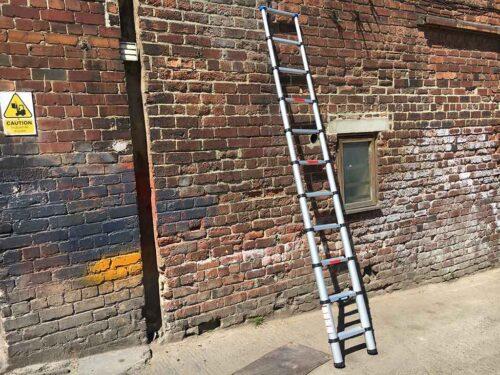 Zarges telescopic ladder