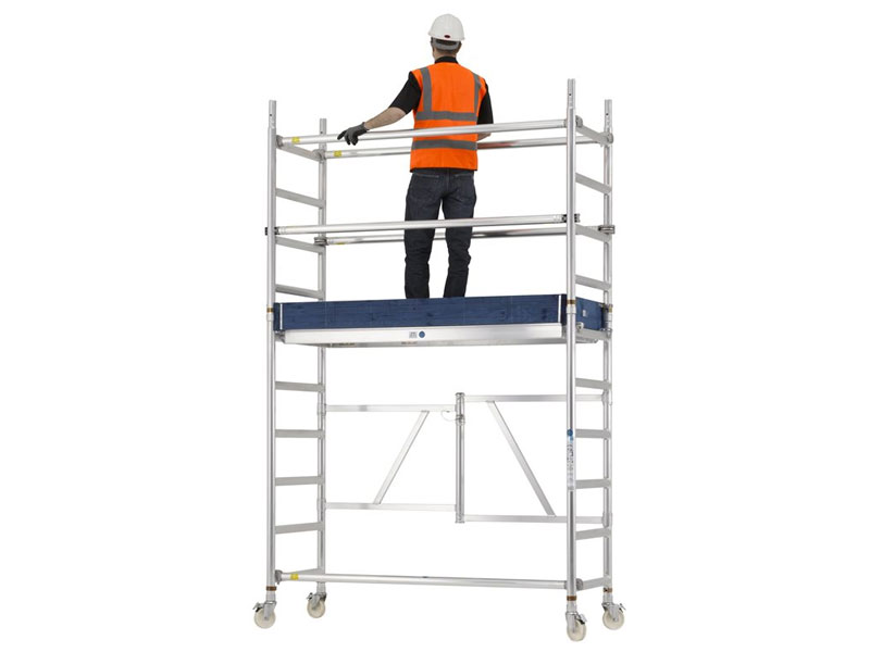 Mobile Scaffolding Product : Reachmaster scaffold tower m special offer safety