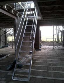 Easy Stair Temporary staircase hire