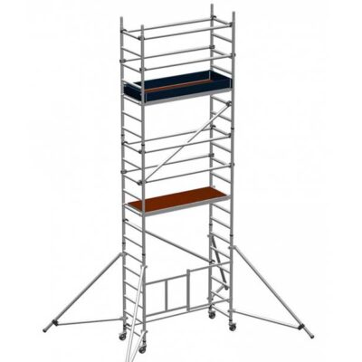 Folding scaffold tower from £298