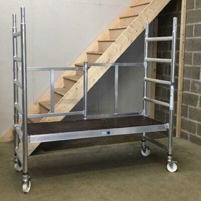 Folding scaffold 0.6m hight