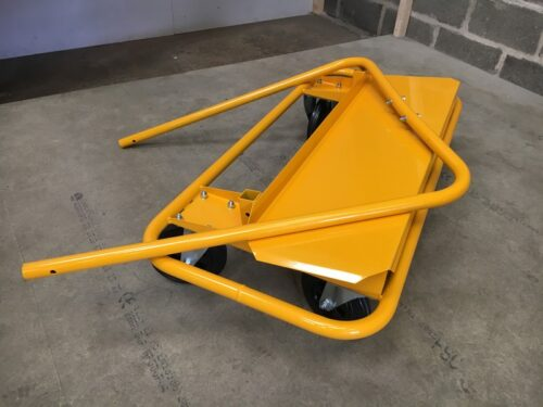 UK plaster board sheet trolley next day delivery