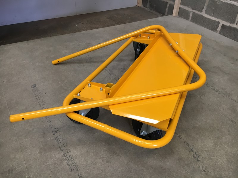 Plasterers Drywall Trolley - Safety Platforms