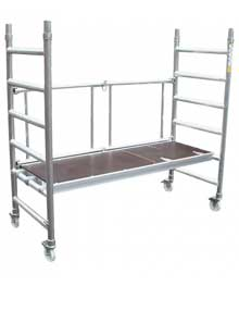 0.6m folding scaffolds