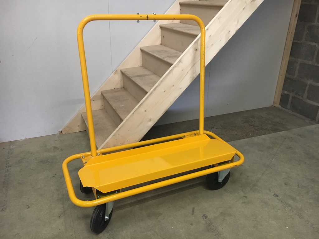 next day delivery plasterboard trolley